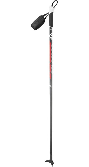 Salomon Junior Escape Poles Black/Red